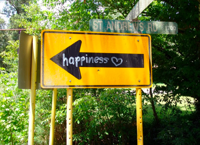image happiness sign