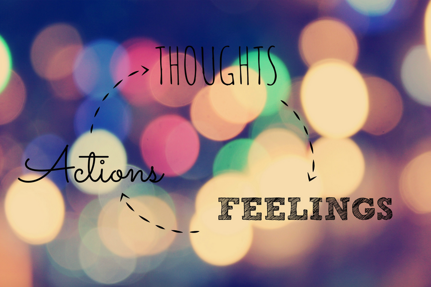 image Thoughts, Feelings, Actions